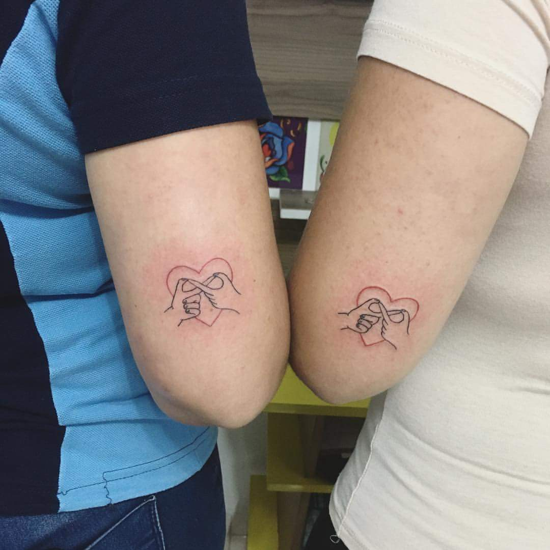 sibling tattoo ideas Archives - Blurmark