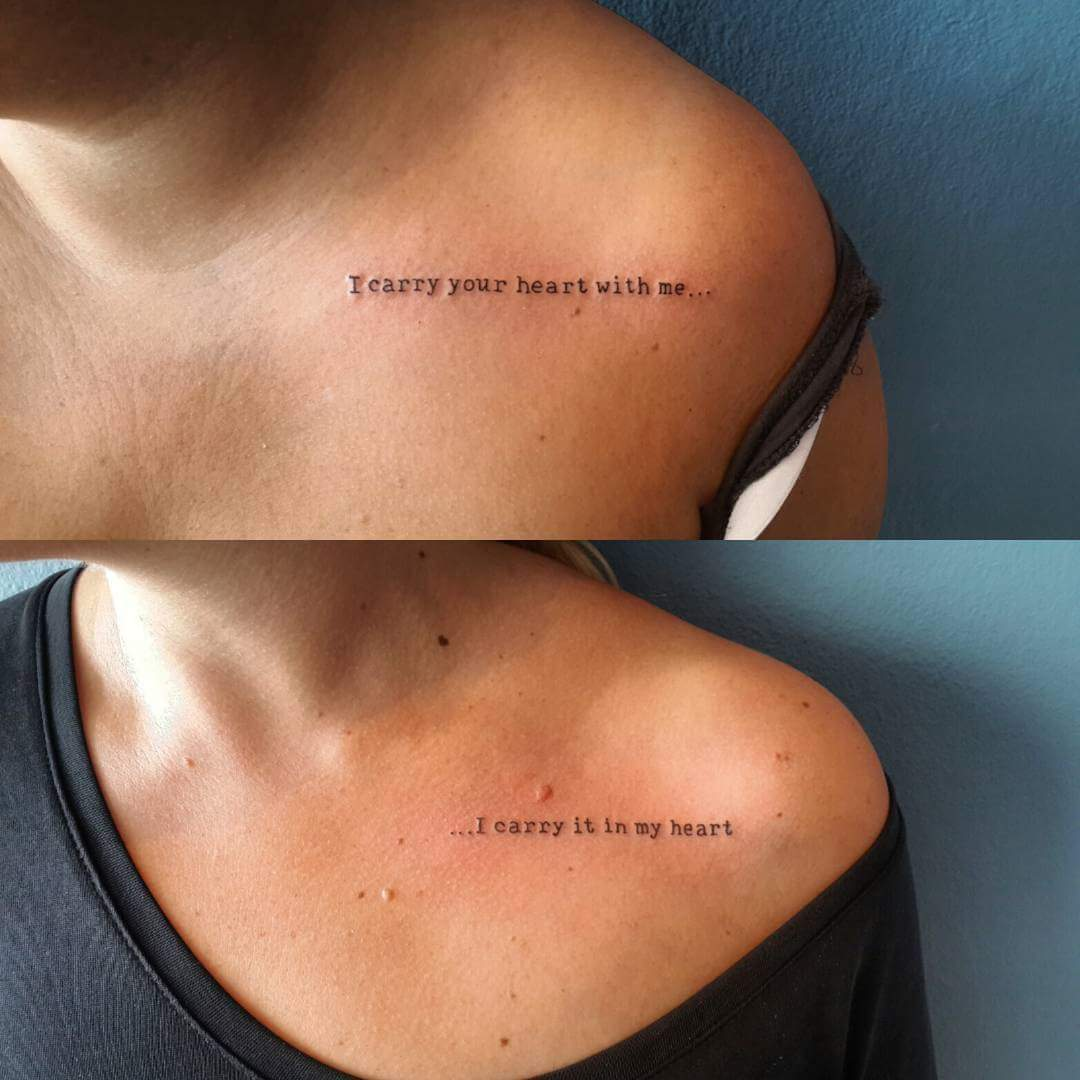 60 Cool Sister Tattoo Ideas To Express Your Sibling Love