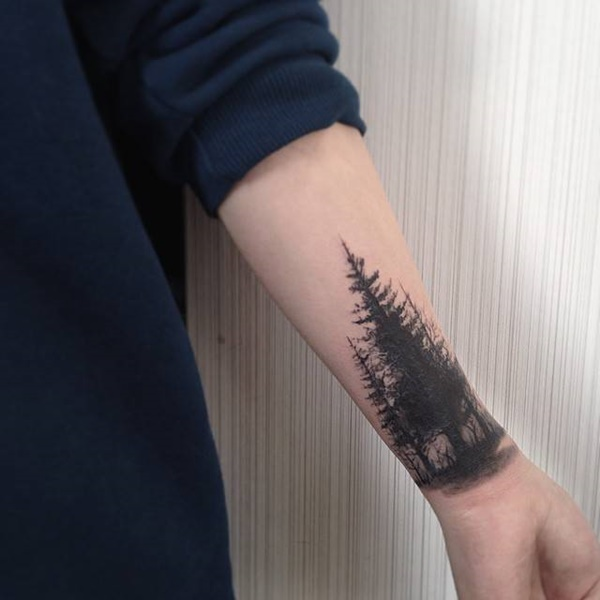 40 Awesome Tree Tattoos Designs And Ideas